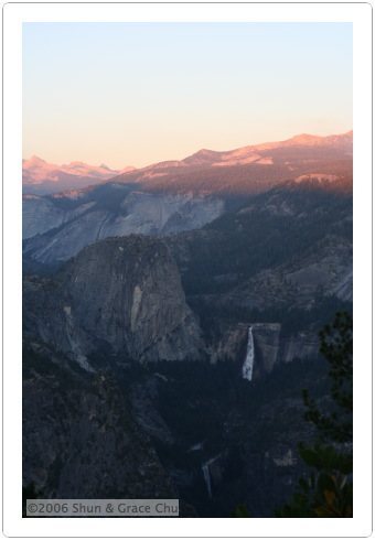 Yosemite Rivers